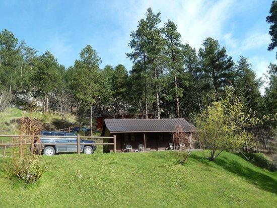 Powder House Lodge: notre bungalow