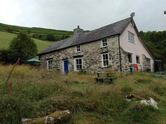 Machynlleth, UK: Bron Yr Aur cottage