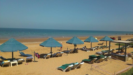 Mangrove Hotel by Bin Majid Hotels & Resort: Пляж Bin Majid Beach