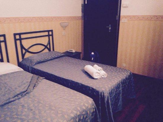 Hotel Regina: Comodo