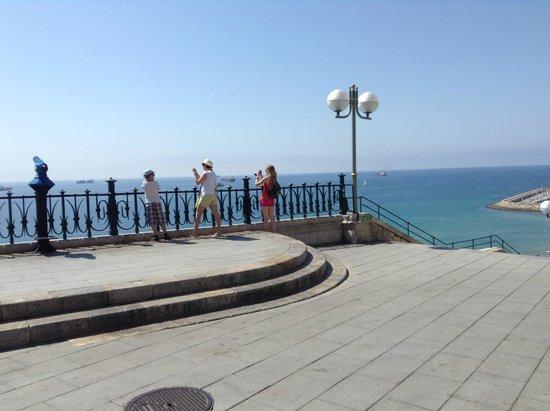 Balcón del Mediterráneo: все очень чисто и аккуратно
