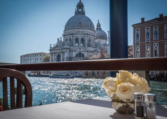 The Gritti Palace A Luxury Collection Hotel View From Breakfast Patio