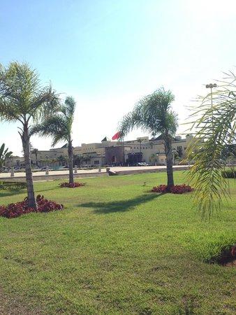 Royal Palace of Rabat: PALAZZO+GIARDINI