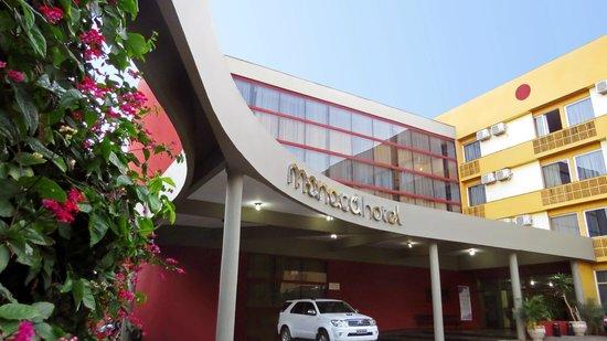 Manacá Hotel: Fachada