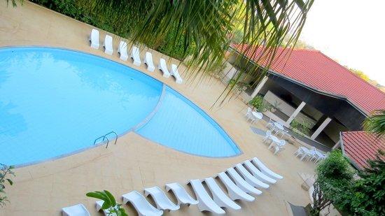 Manacá Hotel: Piscina