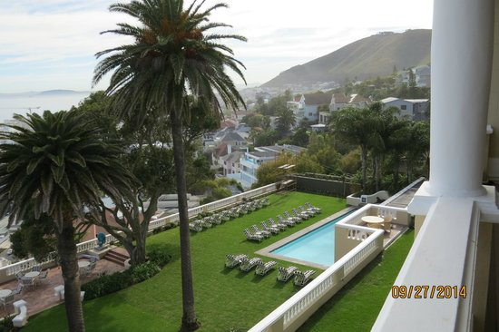 Ellerman House: Suite 7 View