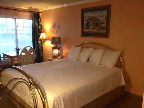 Victorian Inn: Room 406