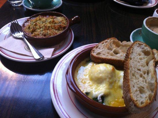 Mister 'D's Bistro : Breakfast at Mister D