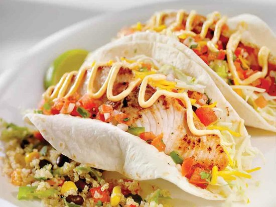 Joey's Restaurants: Mahi Mahi Taco