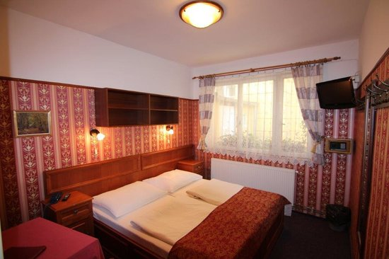 Old Prague Hotel: basic room