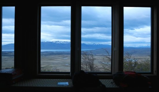 Awasi Patagonia - Relais & Chateaux: View from room