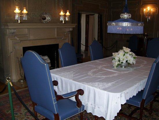 George Eastman Museum: Beautiful Dining Room