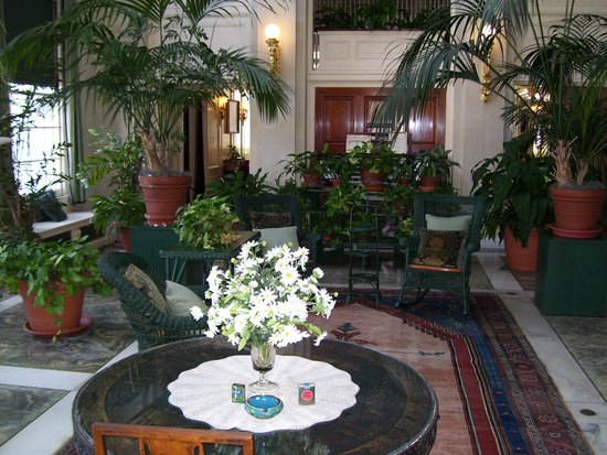 George Eastman Museum: another of sitting room