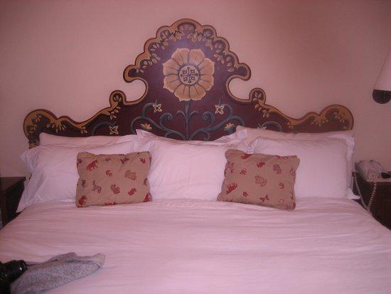 La Fonda on the Plaza: Comfortable Bed