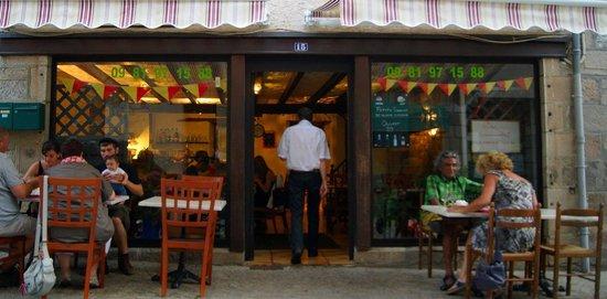 Restaurant L'Etranger