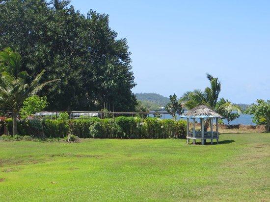 The Savaiian Hotel: Garden