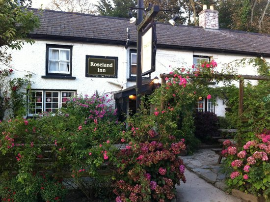 Feock, UK: Roseland Inn