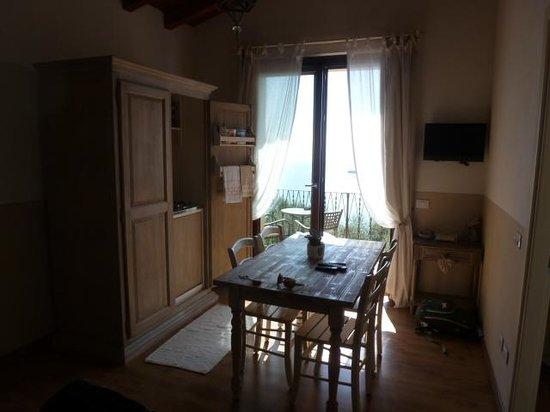 Agriturismo Il Casale Del Lago: dining room