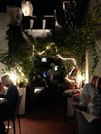 Restaurant Oustau de Altea: Restaurante Oustau