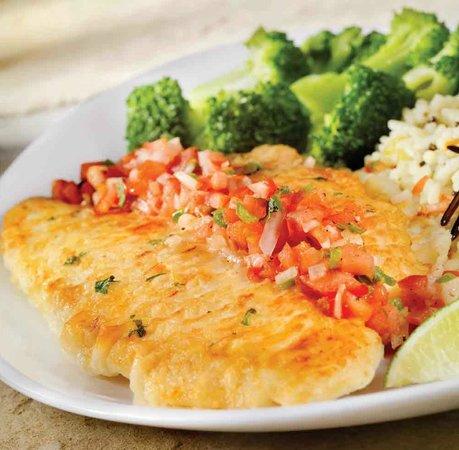Joey's Seafood Restaurants - Hinton: Seared Basa