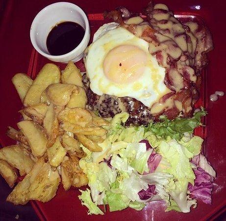 Muud: Hamburger chianina da gr.400