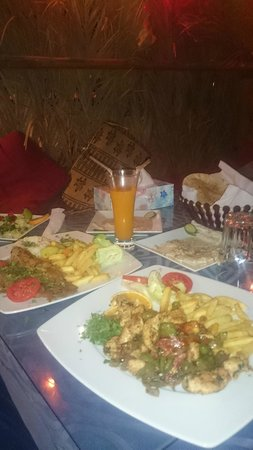 Forsha's Egyptian Kitchen: Meal