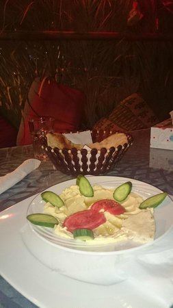 Forsha's Egyptian Kitchen: Starters