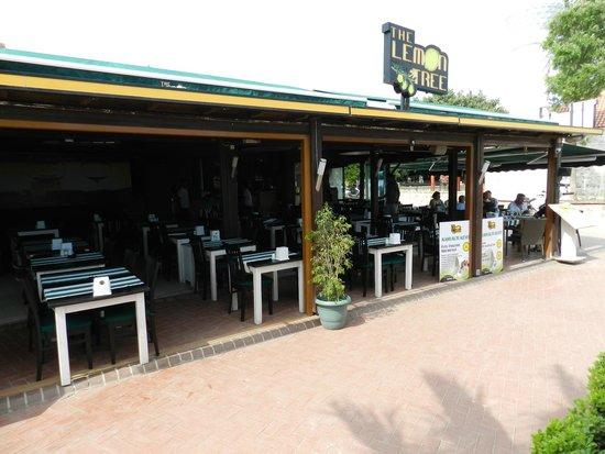 The Lemon Tree Restaurant: Keyfi