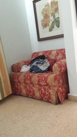 La Playita: Crappy rooms