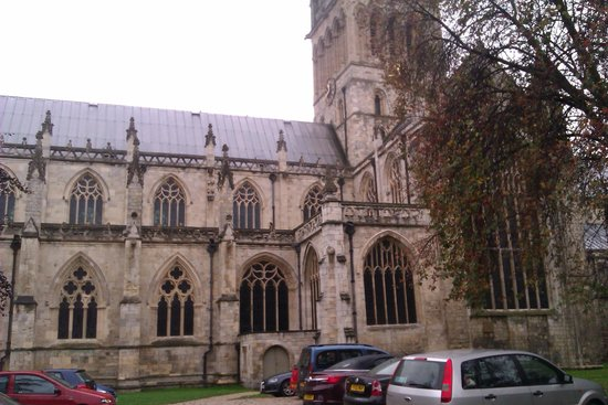Selby Abbey: West Tower ?
