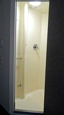 Ibis Budget Lübeck City Sued: The bathroom