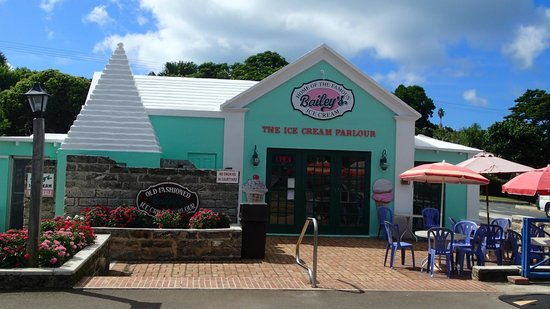 Bailey's Homemade Ice Cream - Picture of Hidden Gems of Bermuda ...