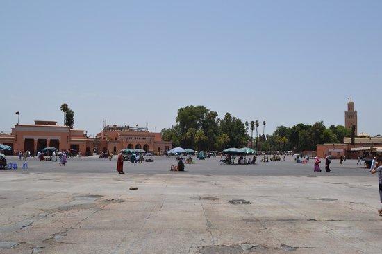 Cafe de France: Marrakech