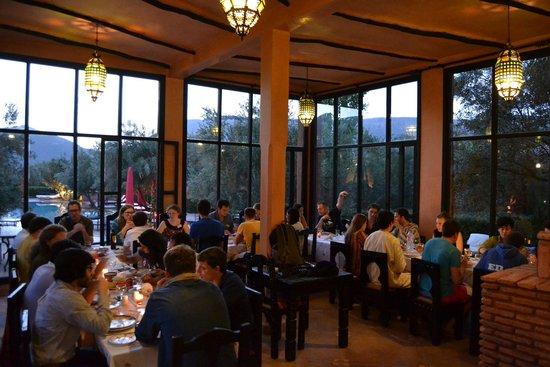 Ksar Shama : restaurant