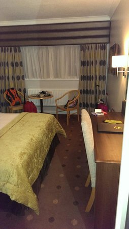 Best Western Plus White Horse Hotel: Habitación
