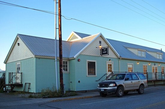 Palmer City Alehouse: Alaska's Palmer City Ale House