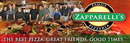 Santa Paula, Kalifornia: Zapparelli's Pizzeria