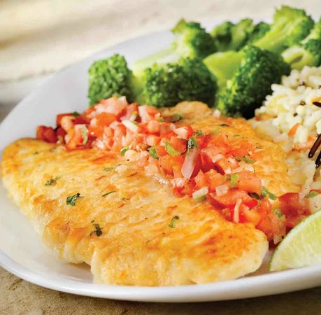 Joey's Seafood Restaurants - Spruce Grove: Seared Basa