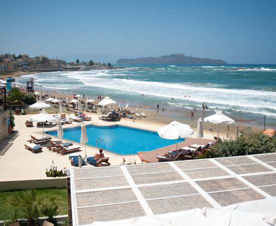 AMMOS HOTEL - Updated 2018 Prices & Reviews (Crete/Agii Apostoli, Chania) - TripAdvisor