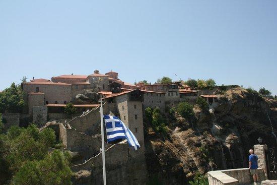 Tour Trip Greece: Meteora Day trip - Monastary