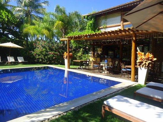 Hotel Pousada Refugio da Vila: Piscina