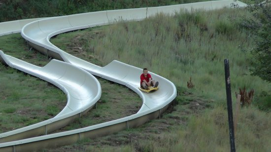 Park City Mountain Resort : Alpine slides