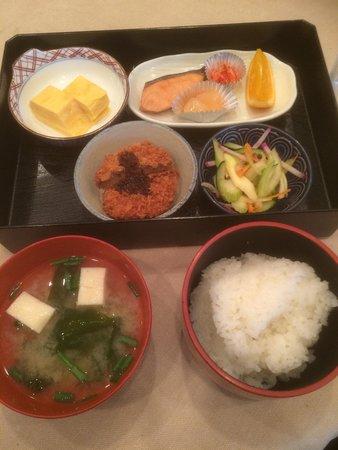 Suwa City Hotel Naritaya : 朝食まずい