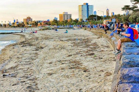 St. Kilda Beach: St Kilda Beach