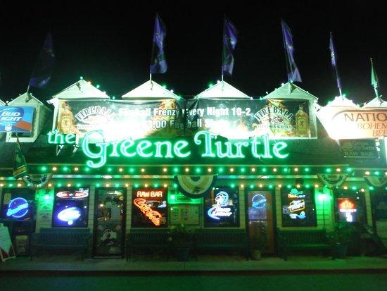 Greene Turtle Restaurant Ocean City Maryland