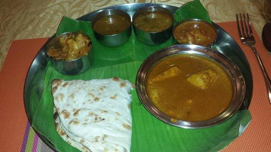 Gem Restaurant: Set Meal 1