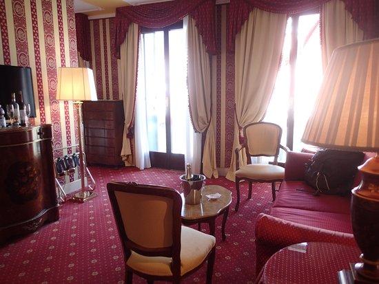 Sina Palazzo Sant'Angelo: Livingroom