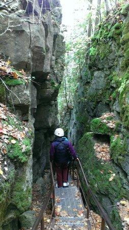 Scenic Caves Nature Adventures : Tour through caves