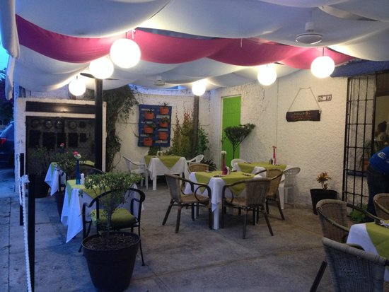 El jard n de los sue os cafe smz 22 calle margaritas for Calle el jardin