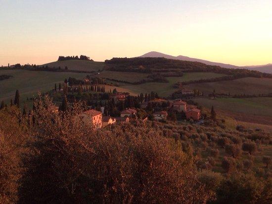 Agriturismo Casalpiano: Da monticchiello
